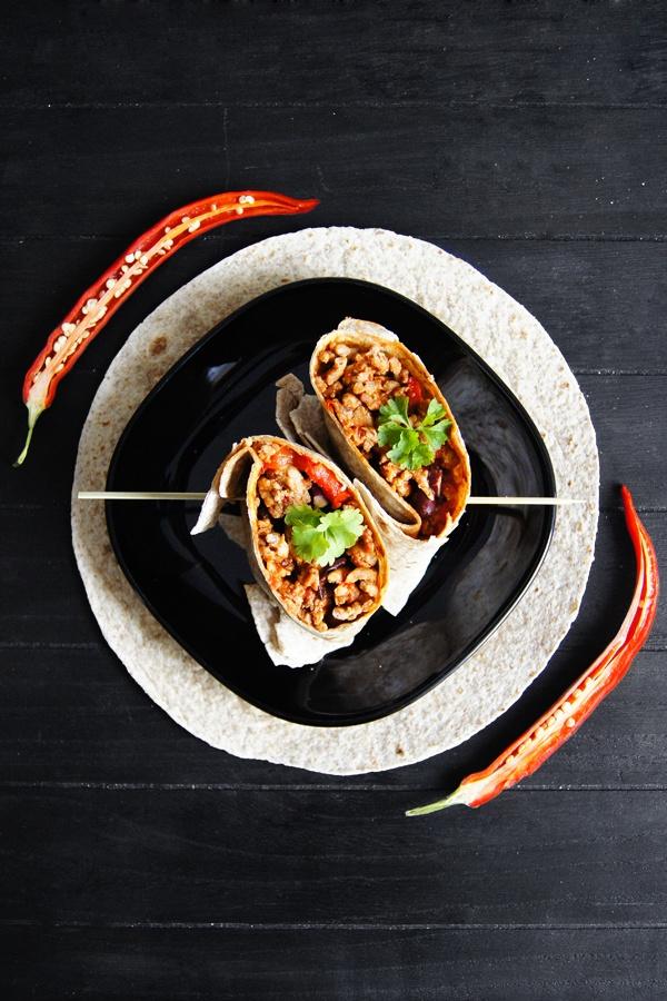 Burrito w 15 minut (7 składników)