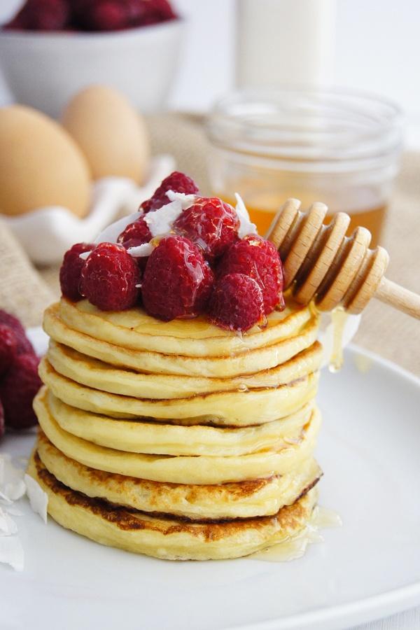 Serniczki z patelni (7 składników)