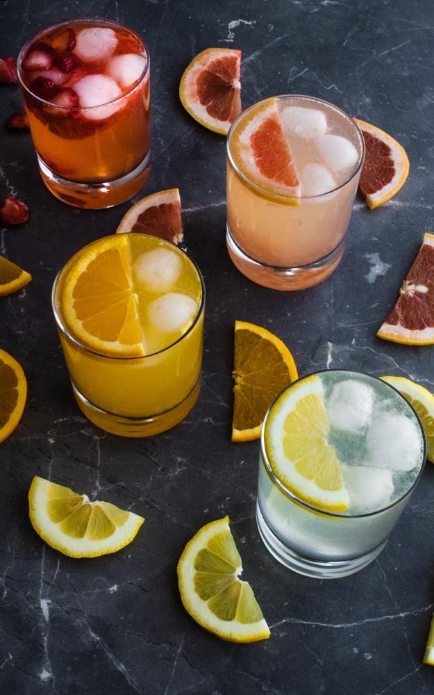 Domowa lemoniada (2 składniki)