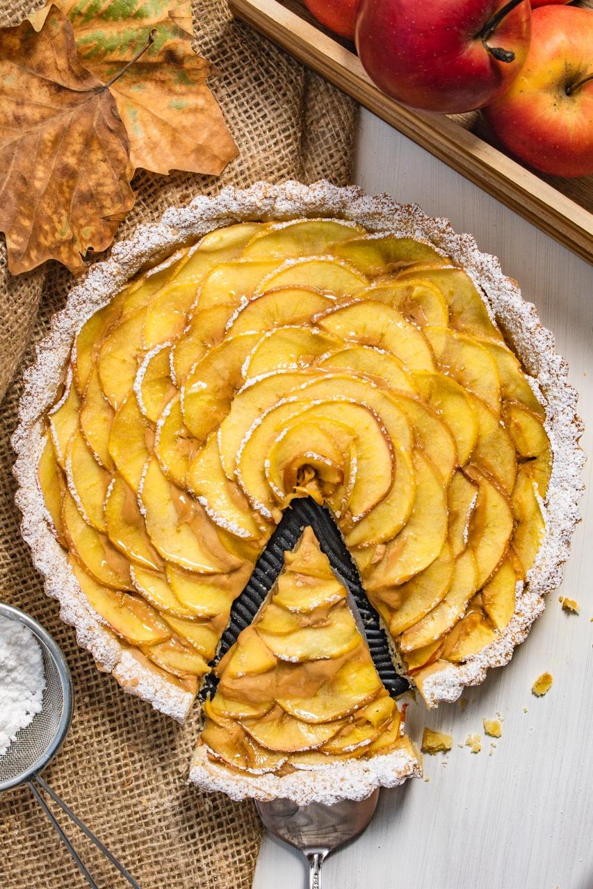 Ciasto kajmakowa róża (5 składników)