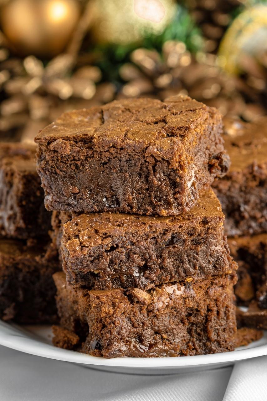 Brownie śliwka w czekoladzie (7 składników)