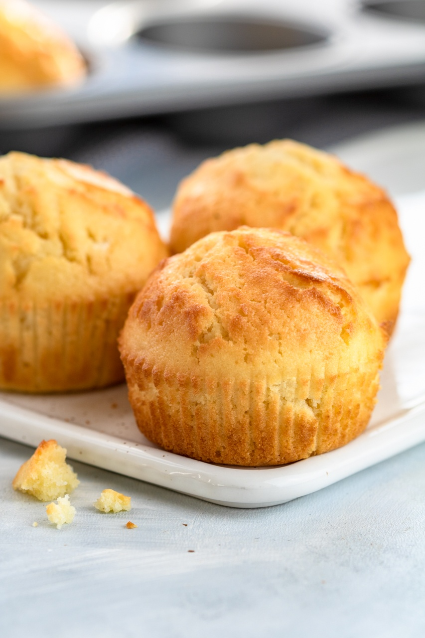 Niezawodne muffiny (6 składniki)