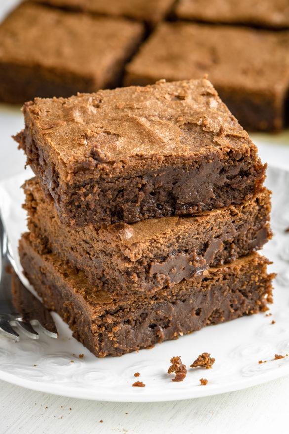 Najlepsze brownies (5 składników)