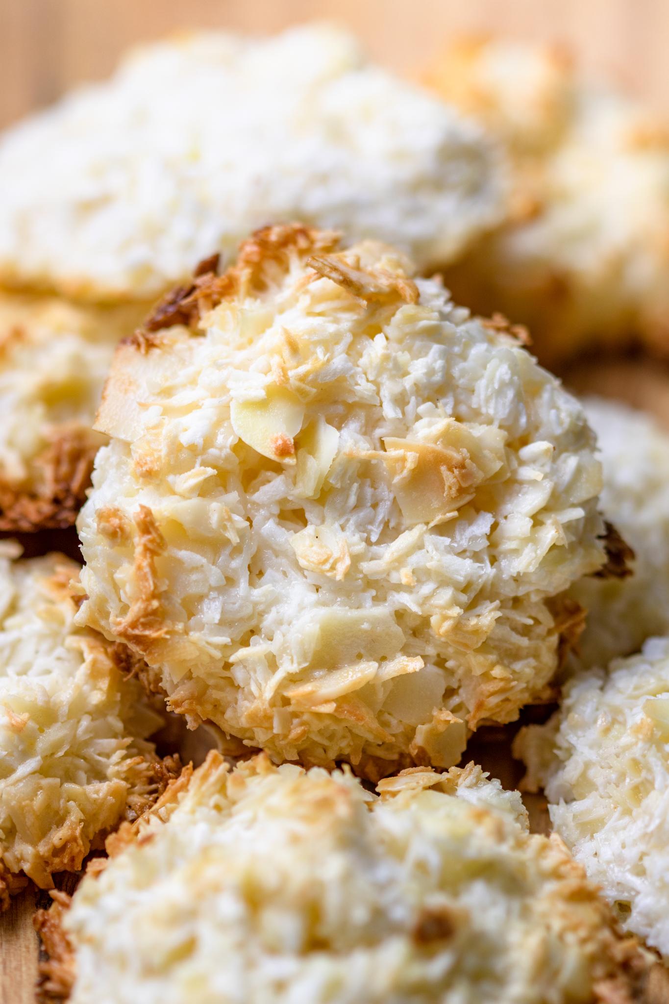 Kokosanki rafaello (3 składniki)