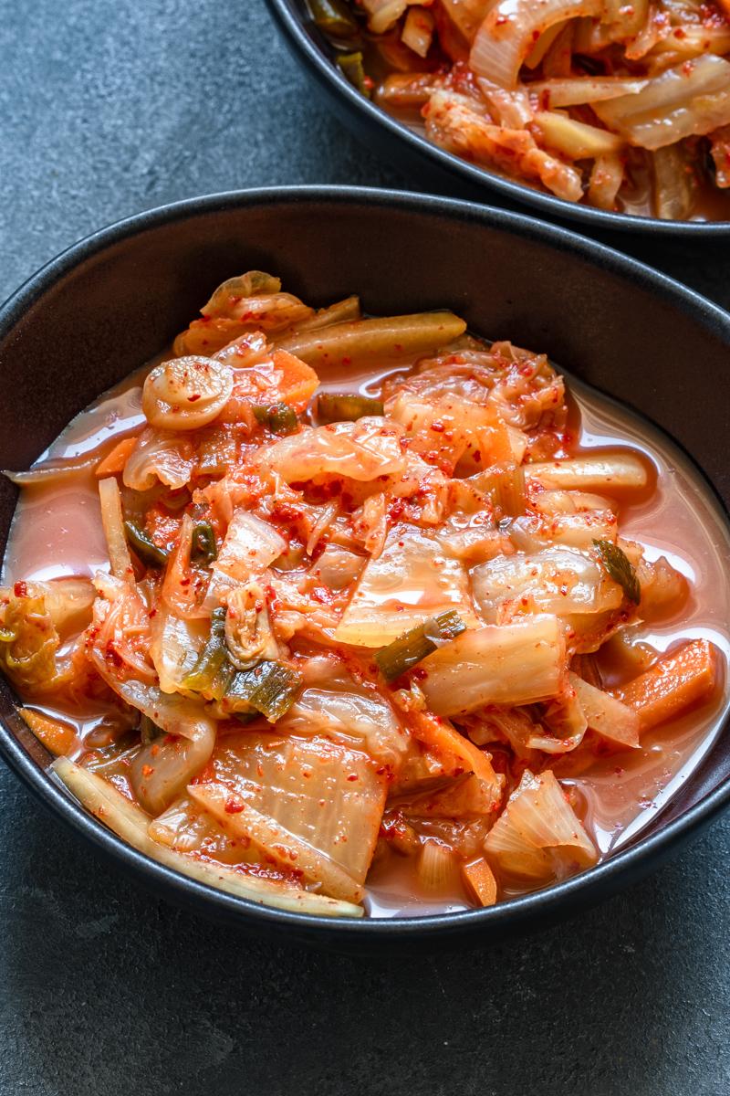 Domowe kimchi - wszystko, co musisz wiedzieć!