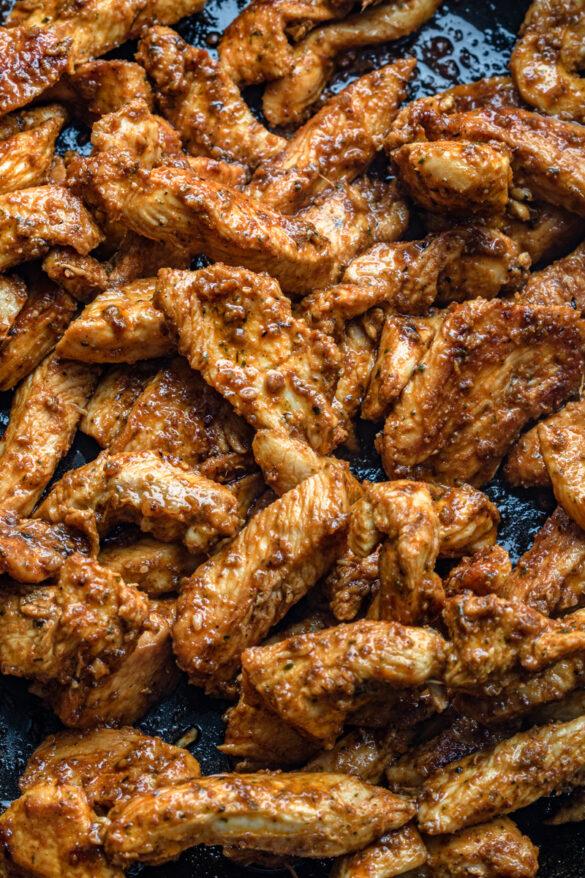 Aromatyczny gyros z kurczaka (4 składniki)